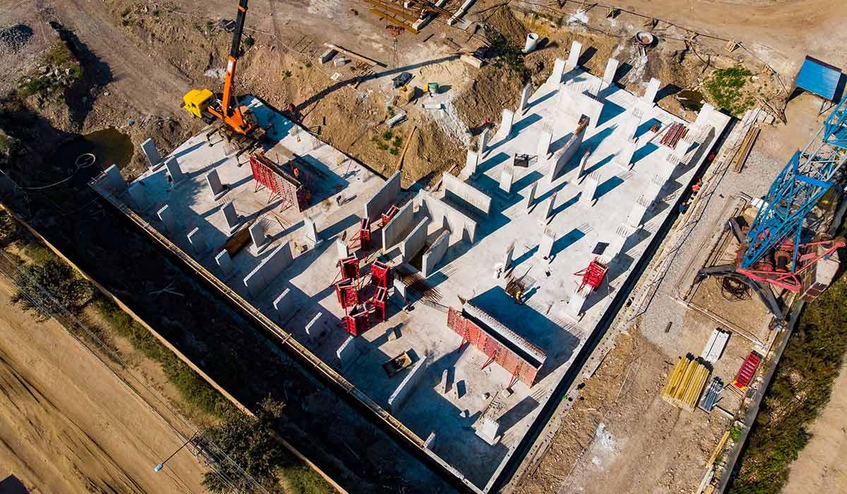 Стан будівництва Manhattan UP на 16.09.2021
